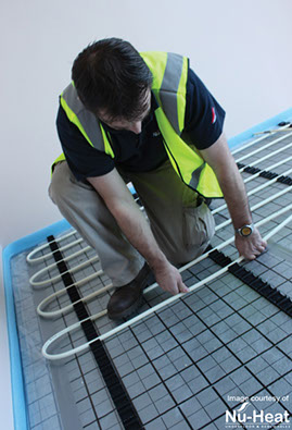 underfloor heating renewables design install